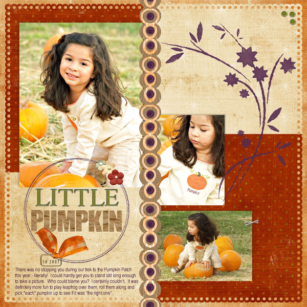 Little-Pumpkin