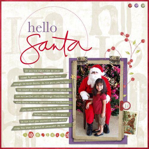 Hello-Santa