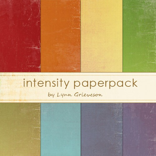 Intensity Paper Pack