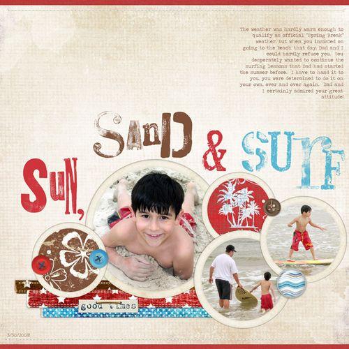 Sun-Sand-Surf
