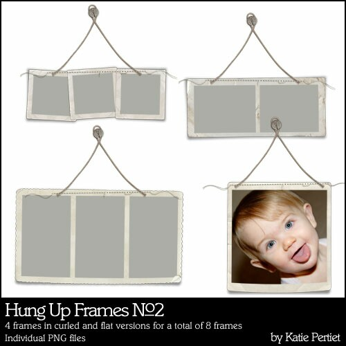 Hung Up Frames No. 2