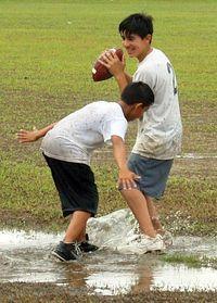 2009-09-12 Muddy Football 045